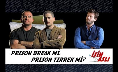 Prison Break Yerli Versiyon mu?
