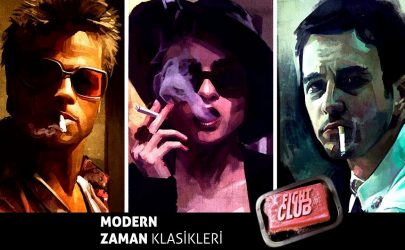 Modern Zaman Klasikleri – FIGHT CLUB