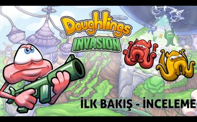 Doughlings: Invasion İnceleme